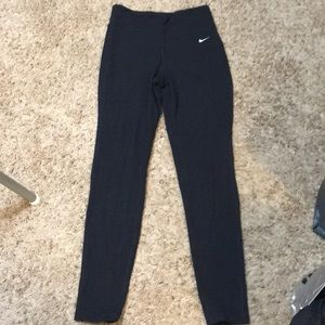 Nike Dri Fit high waisted leggings